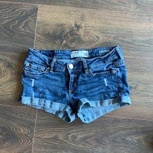 Garage Jean Short - Shorts